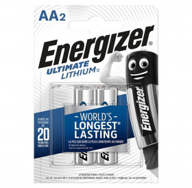 ENERGIZER ULTIMATE LITHiUM 2A