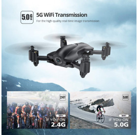 Holy Stone HS165 FPV Drone With 2K Camera and GPS