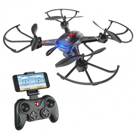 Holy Stone F181W WiFi FPV Drone - With Full HD 1080p Camera Wide Angle